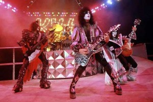 Kiss Dynasty Tour Costumes